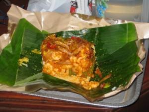 Mein tolles Abendessen in Surabaya