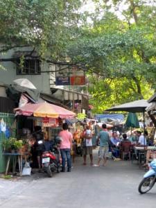 ursprüngliches Bangkok