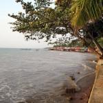 Die Fressbuden vom Strand