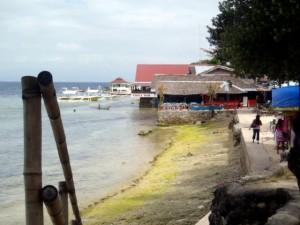 Der Kneipenweg in Panagsama