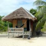 meine Hütte auf Seraya