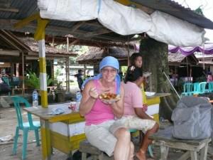 Rujak, Obsalat der besonderen Art