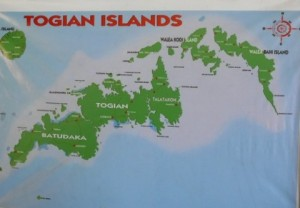 Die Togian Islands