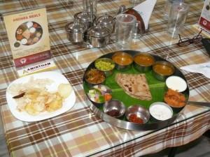 Thali aus Andhra Pradesh