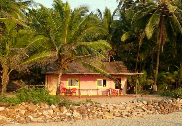Malvan - Tarkali - Devbag Beach - Wo ist Birgit?